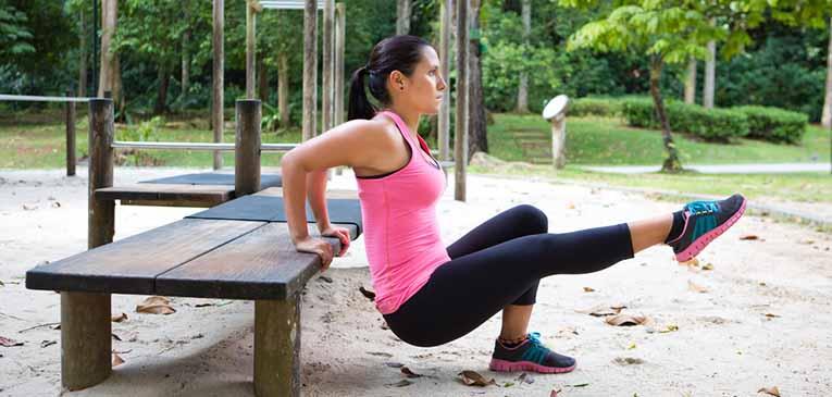 Como aumentar los musculos del gluteo