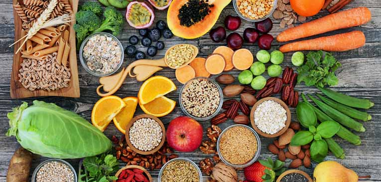 comidas saludables esenciales para una dieta equilibrada