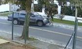 El momento del atropellamiento (foto: captura video @mundotrilive)