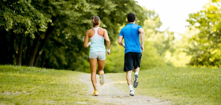 ¿Cuántos días a la semana hay que correr para najar de peso?